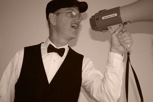 megaphone  director  film