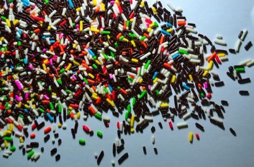 meises sprinkles chocolate
