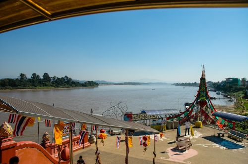 mekong river river golden triangle