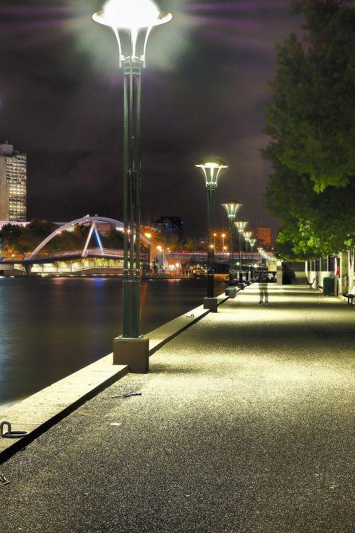 melbourne city footpath