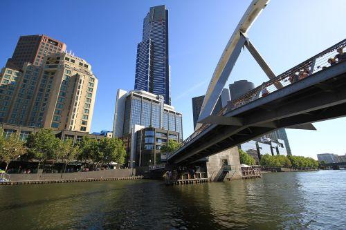 melbourne australia urban