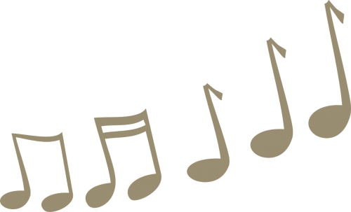 melody music notes