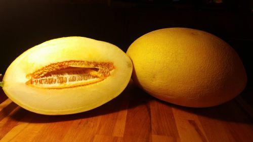 melon fresh fruit