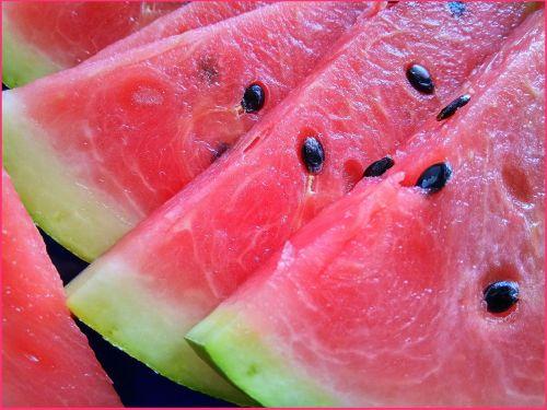 melon fresh refreshment