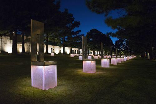 memorial chairs night