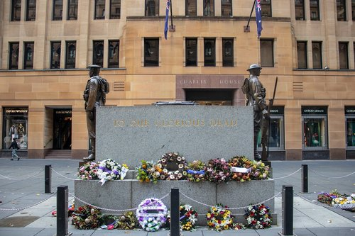 memorial  anzac  day