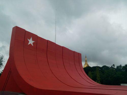 memorial martyr yangon