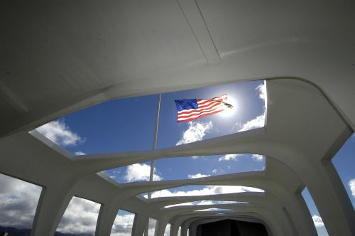 memorial uss arizona pearl harbor