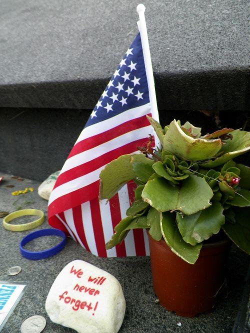 memorial flight 93 9 11