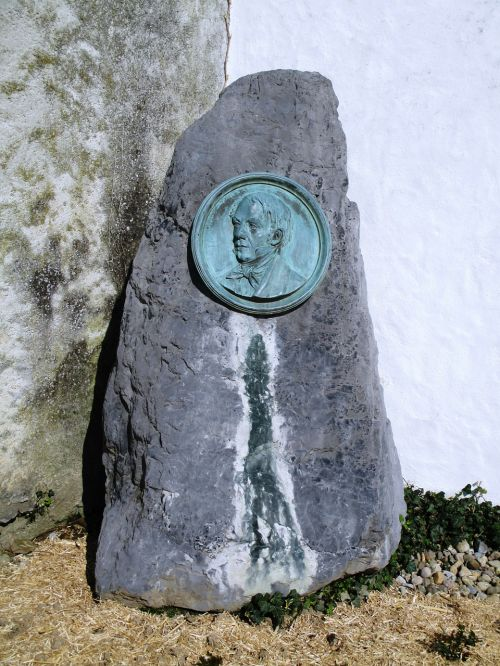 memorial stone franz jos greith