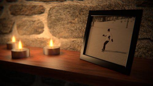 memories tea lights romantic
