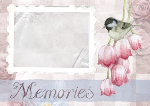 memories scrapbook prepared