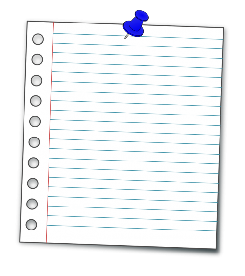 memory note notepad