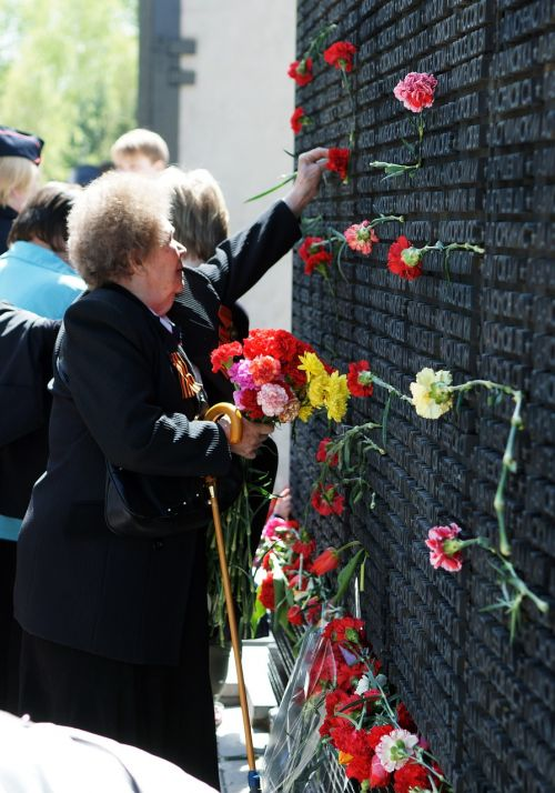 memory victory day veteran