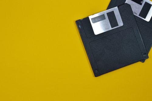 memory magnetic floppy disk