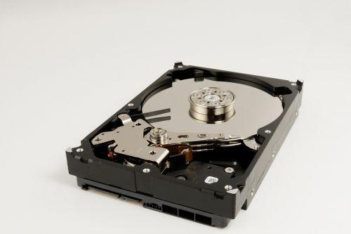 memory storage medium hard drive