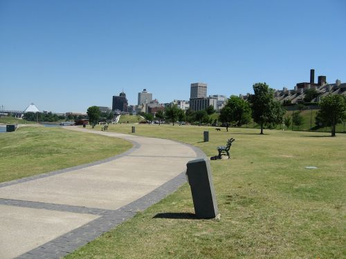 memphis tennessee scenery