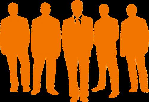 men group leader