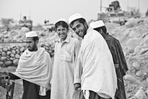 men afghani persons