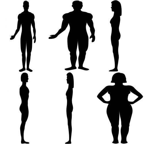 Men & Women Silhouette