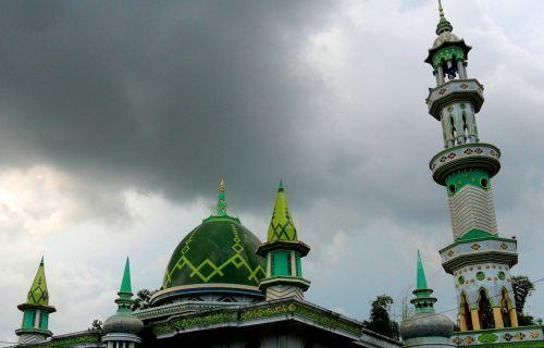 menara masjid tanah merah