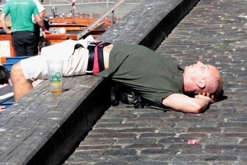 men's sleep quay