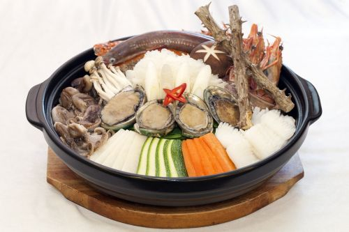 stew abalone food