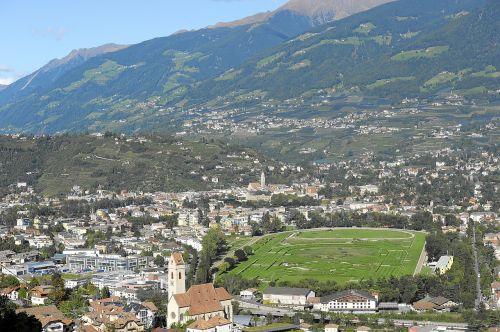 meran south tyrol hippodrome