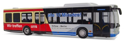 mercedes benz citaro service bus