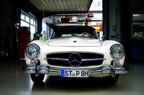 mercedes-benz 300 sl gull wing doors 300
