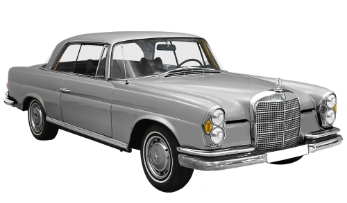 mercedes benz 300se coupe
