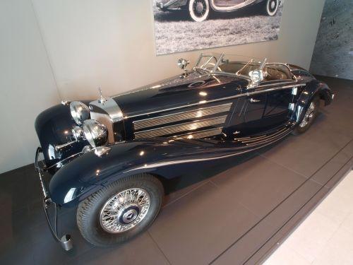 mercedes benz 1936 car