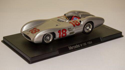 Fangio Mercedes Benz W196 F1