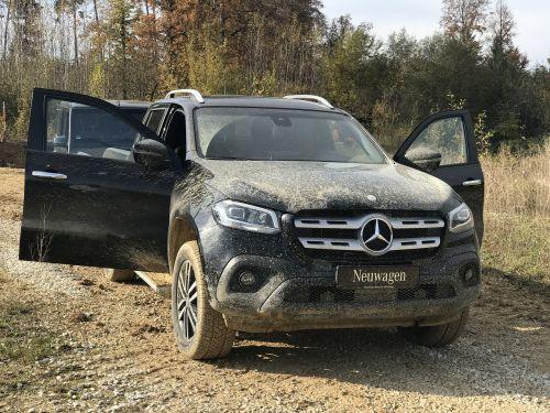 mercedes–benz xklasse new cars