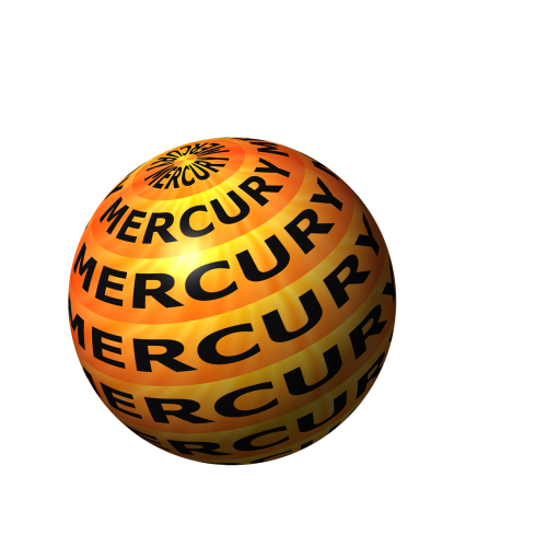 mercury planet solar