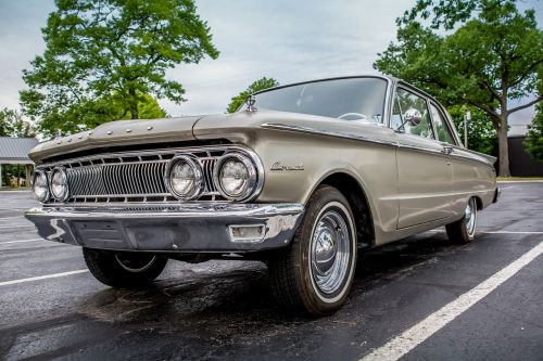 mercury comet automobile