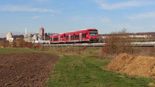 mergelstetten vt 650 brenz railway