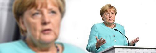 merkel chancellor germany