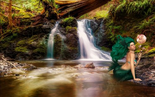 mermaid fantasy siren