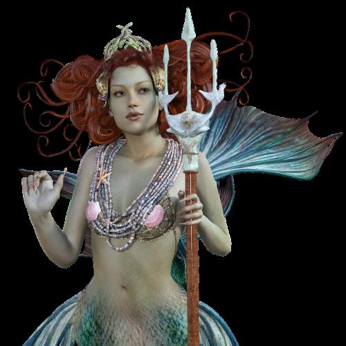 mermaid sirens mystical