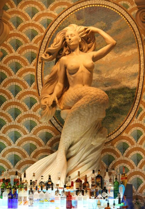 mermaid bar unique bar