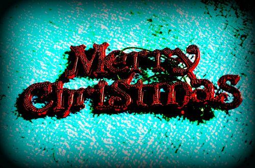 Merry Christmas (b)