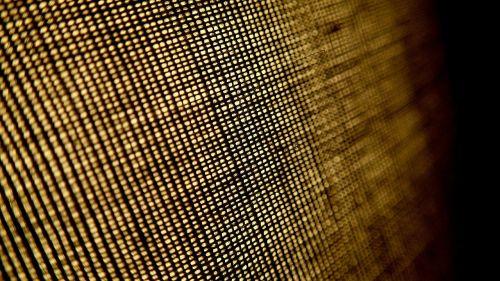 mesh grid light