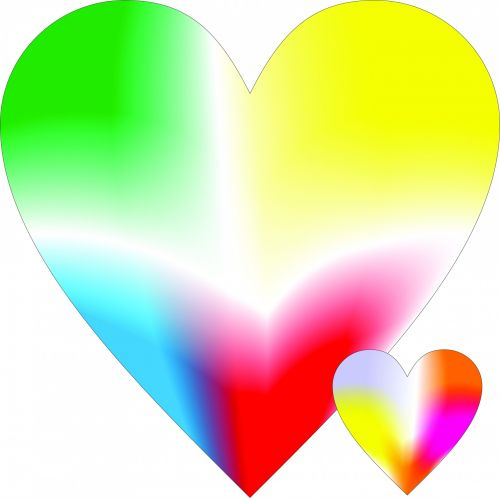 Mesh Hearts