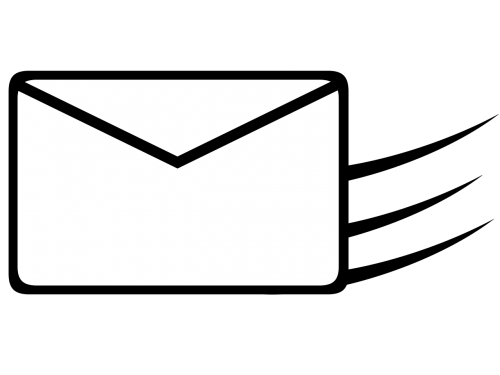 message sent letter