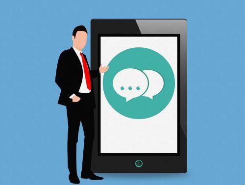 message sms talk