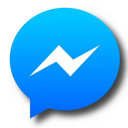 messenger communication icon