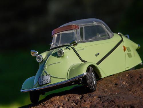 messerschmitt kr200 car 3 wheeler