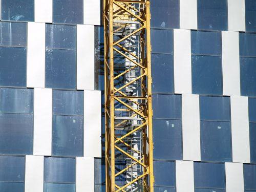 metal glass façades