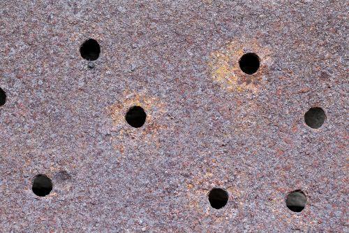 metal texture rusty